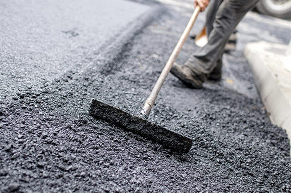 Asphalt paving and asphalt repairs Nashville TN