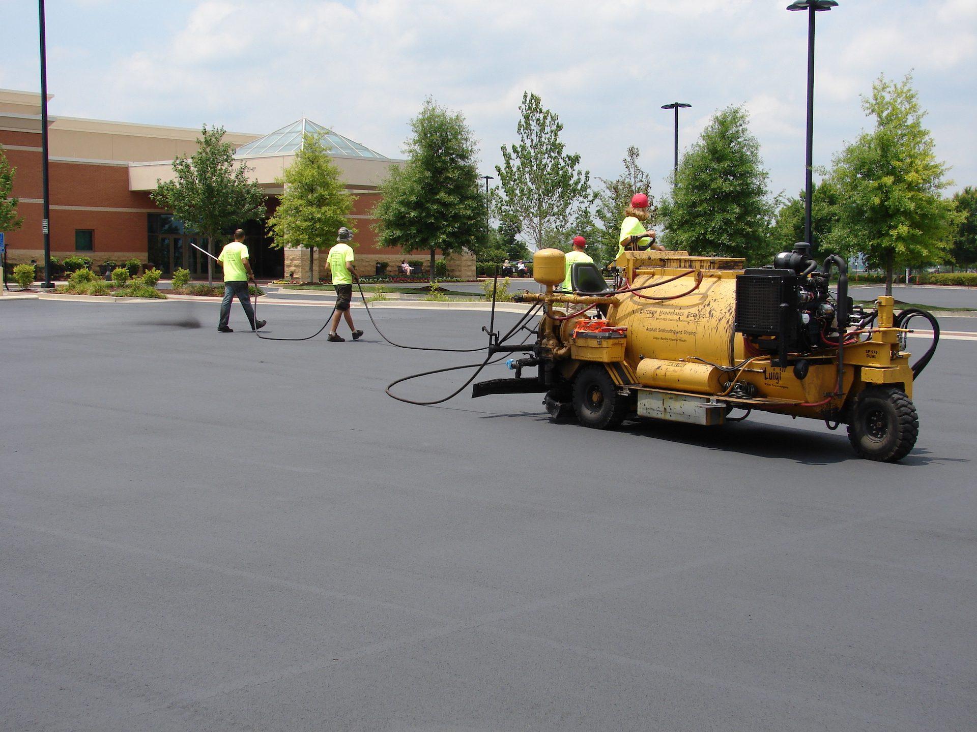 asphalt sealing nashville tn